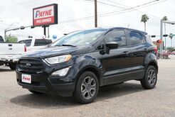 2018_Ford_EcoSport_S_ Mission TX