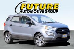 2018_Ford_EcoSport_S_ Roseville CA
