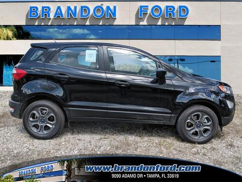 2018 Ford EcoSport S Tampa FL