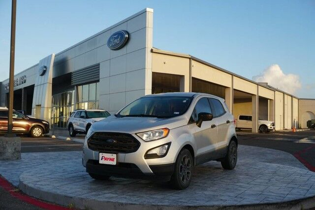 2018 Ford EcoSport S Weslaco TX