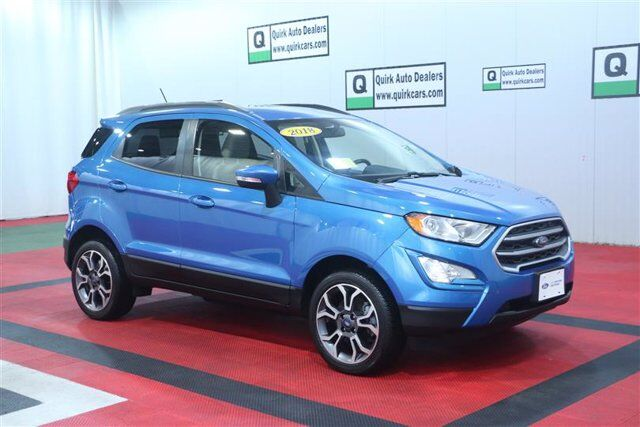 2018 Ford EcoSport SE 4WD Quincy MA