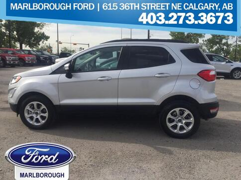 2018_Ford_EcoSport_SE AWD  - Low Mileage_ Calgary AB