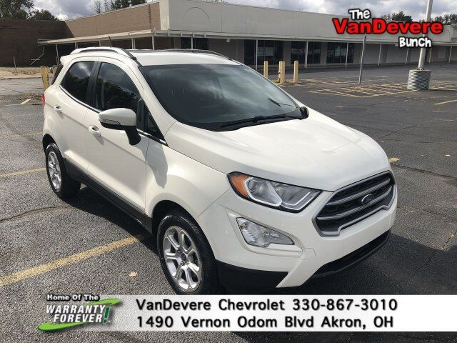 2018 Ford EcoSport SE Akron OH