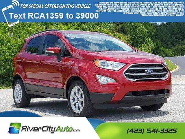 2018 Ford EcoSport SE Chattanooga TN
