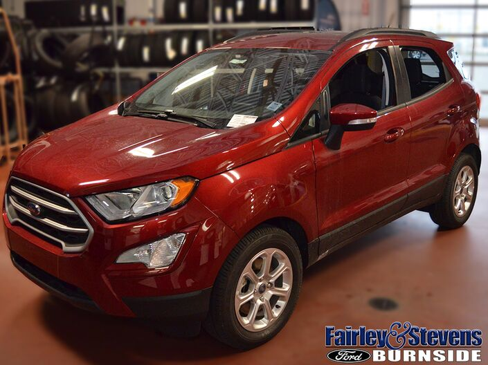 2018 Ford EcoSport SE Dartmouth NS