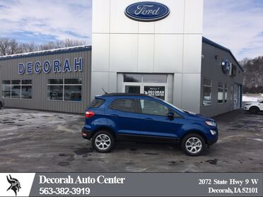 2018_Ford_EcoSport_SE_ Decorah IA