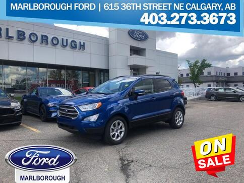 2018_Ford_EcoSport_SE FWD_ Calgary AB