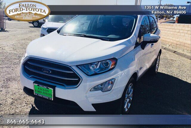 2018 Ford EcoSport SE Fallon NV