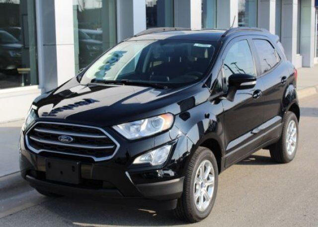 2018 Ford EcoSport SE Green Bay WI