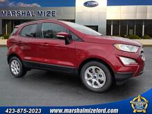 2018_Ford_EcoSport_SE_ Chattanooga TN