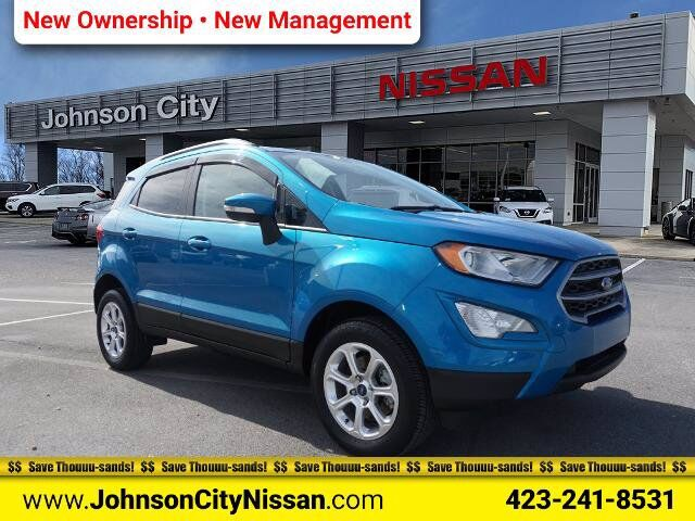 2018 Ford EcoSport SE Johnson City TN