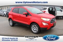 2018_Ford_EcoSport_SE_ Milwaukee and Slinger WI