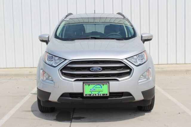 2018 Ford EcoSport SE Paris TX