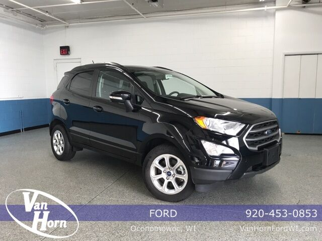 2018 Ford EcoSport SE Plymouth WI
