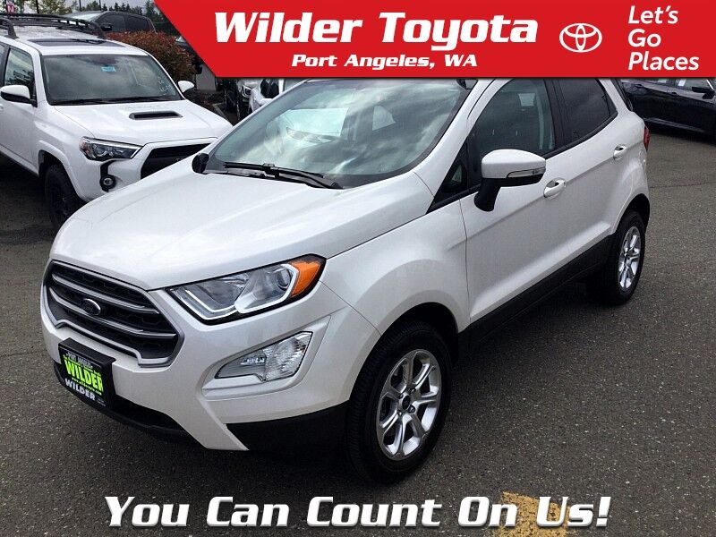 2018 Ford EcoSport SE Port Angeles WA