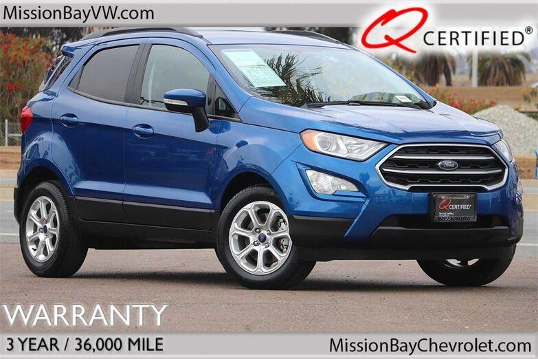 2018 Ford EcoSport SE San Diego CA