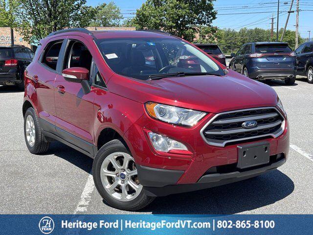 2018 Ford EcoSport SE South Burlington VT