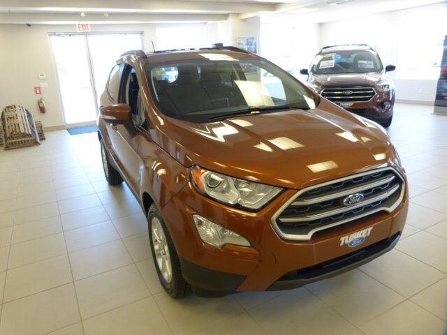 2018 Ford EcoSport SE Tusket NS