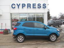2018_Ford_EcoSport_SE,4WD, Cold Weather Pkg._ Swift Current SK