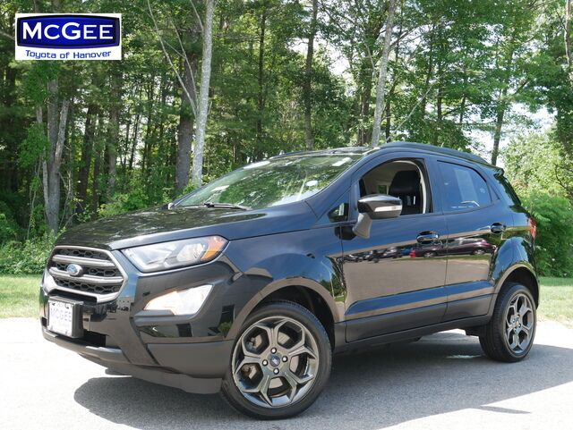 2018_Ford_EcoSport_SES 4WD_ Hanover MA