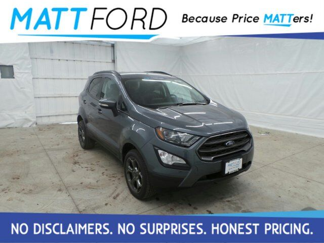 2018 Ford EcoSport SES 4X4 Kansas City MO