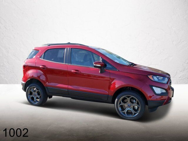 2018 Ford EcoSport SES Belleview FL