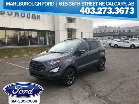 2018_Ford_EcoSport_SES_ Calgary AB