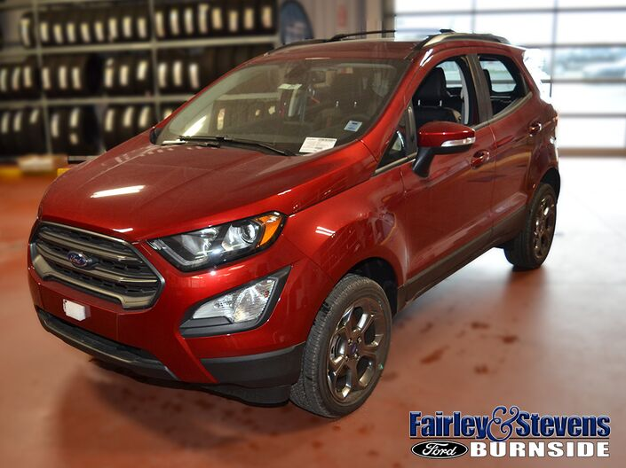 2018 Ford EcoSport SES Dartmouth NS
