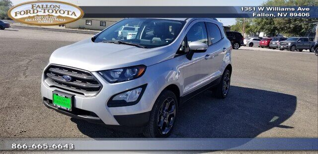 2018 Ford EcoSport SES Fallon NV