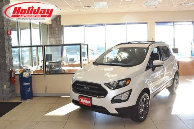 2018 Ford EcoSport SES Fond du Lac WI