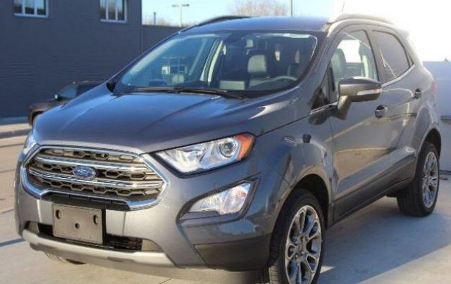 2018 Ford EcoSport SES Green Bay WI
