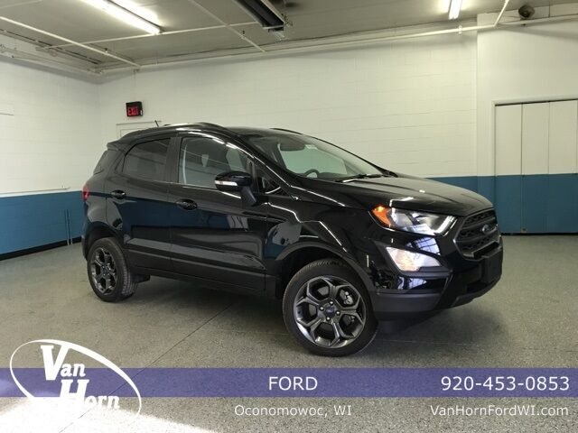 2018 Ford EcoSport SES Plymouth WI