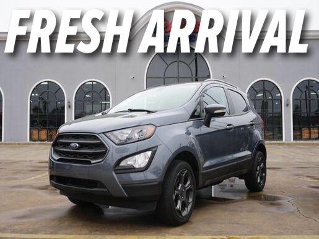 2018 Ford EcoSport SES Rio Grande City TX