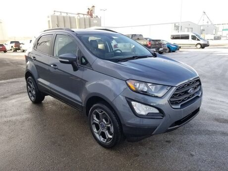 2018 Ford EcoSport SES Swift Current SK