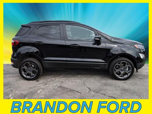 2018 Ford EcoSport SES Tampa FL
