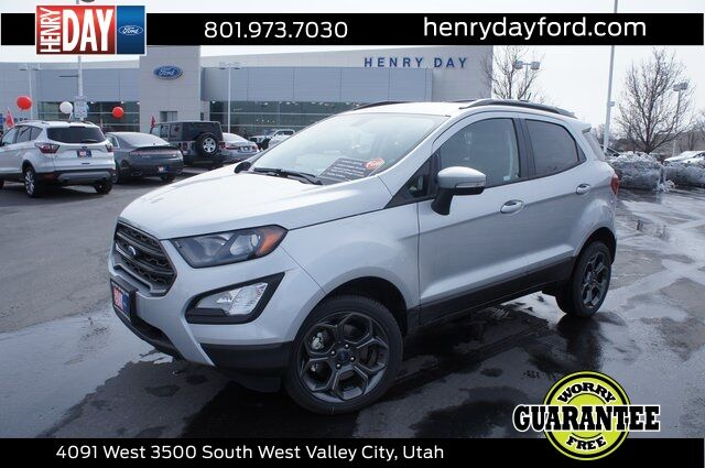 2018_Ford_EcoSport_SES_ West Valley City UT