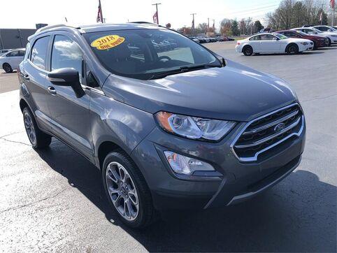 2018_Ford_EcoSport_TITANIUM 4WD_ Evansville IN