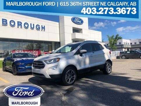 2018_Ford_EcoSport_Titanium AWD_ Calgary AB