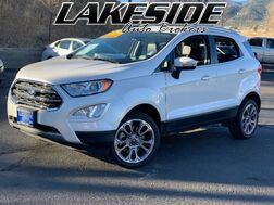 2018_Ford_EcoSport_Titanium AWD_ Colorado Springs CO