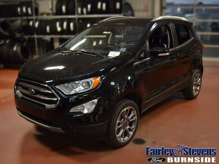 2018 Ford EcoSport Titanium Dartmouth NS