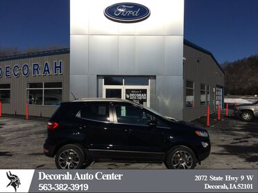 2018_Ford_EcoSport_Titanium_ Decorah IA