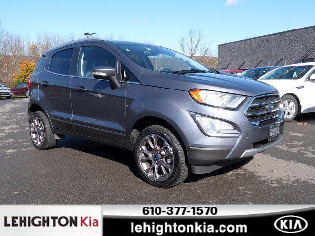 2018 Ford EcoSport Titanium Lehighton PA