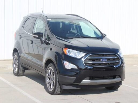 2018_Ford_EcoSport_Titanium_ Longview TX