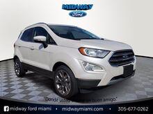 2018_Ford_EcoSport_Titanium_ Miami FL