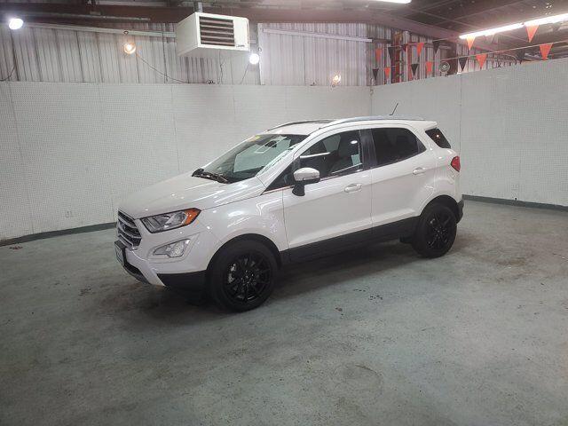 2018 Ford EcoSport Titanium Oroville CA
