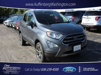 2018_Ford_EcoSport_Titanium_ Cape Girardeau