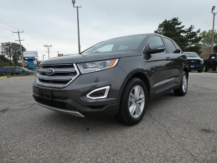 2018 Ford Edge * SALE PENDING * SEL Heated Steering Navigation Remote Start Essex ON