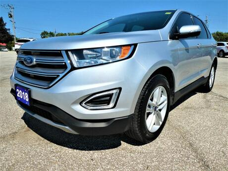 2018 Ford Edge 2.0L SEL   Heated Seats   Back Up Cam Essex ON