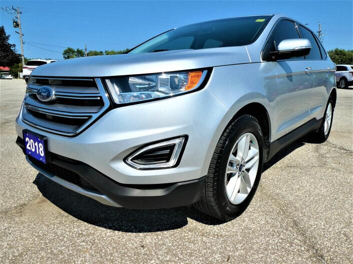 2018 Ford Edge 2.0L SEL | Heated Seats | Back Up Cam Essex ON