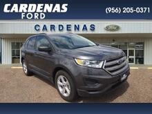 2018_Ford_Edge_SE_ Brownsville TX